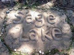sage lake sand