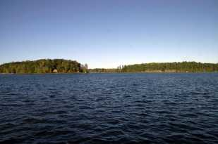 view of island